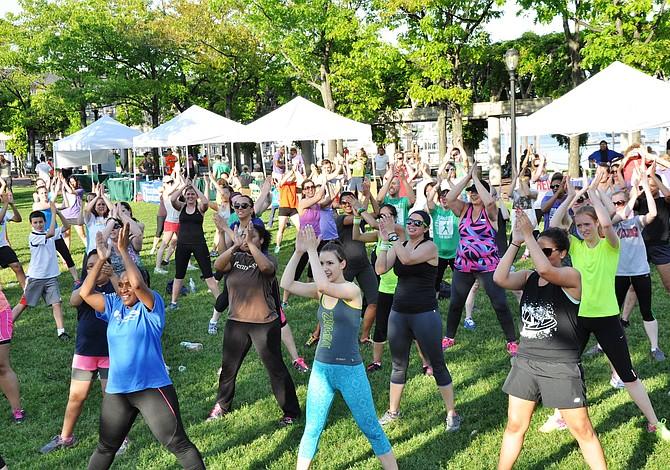 Este jueves arranca la serie de fitness en los parques de Boston
