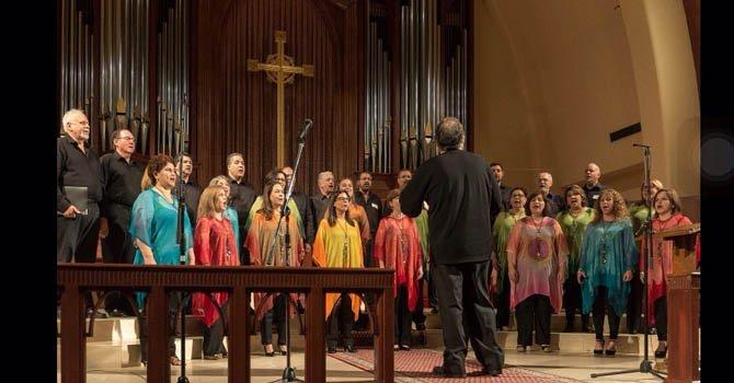 Coral Amazonia brinda su música en Washington