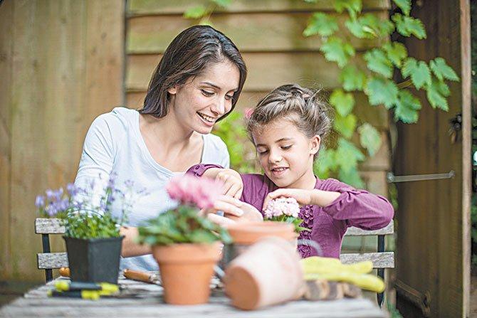 Aprenda de jardinería
