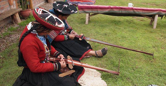"""Llega Perú al Festival """"Folklife"""" del Smithsonian"""