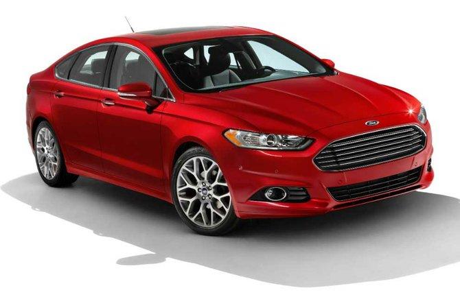 Máximos honores para Ford
