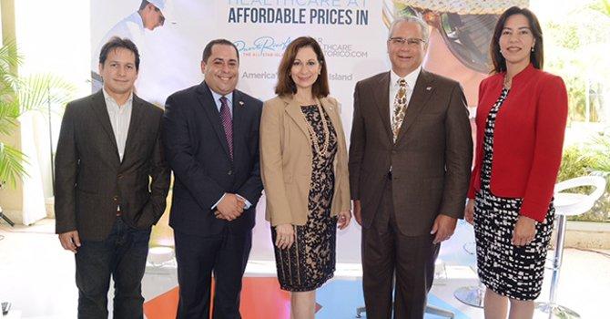 Empresas internacionales del campo médico se interesan en explorar oportunidades de negocio en Puerto Rico.