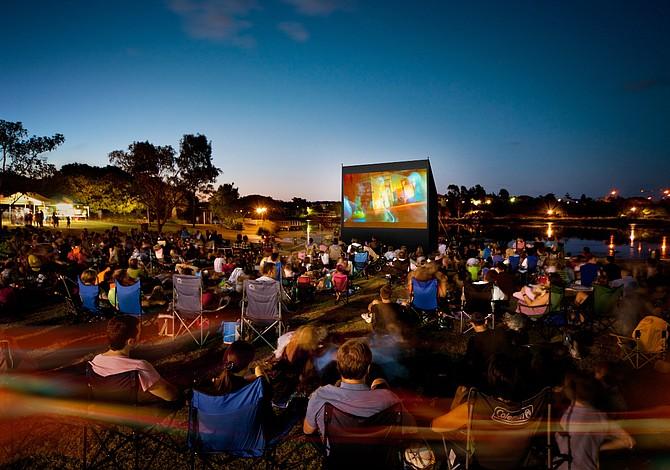 Serie de cine al aire libre de Metro PCS trae películas a Boston, Revere, Lynn y otras ciudades