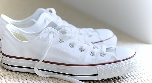 Cómo Hispanic Limpiar Boston's Zapatillas Blancas Online Las 35qLc4ARj