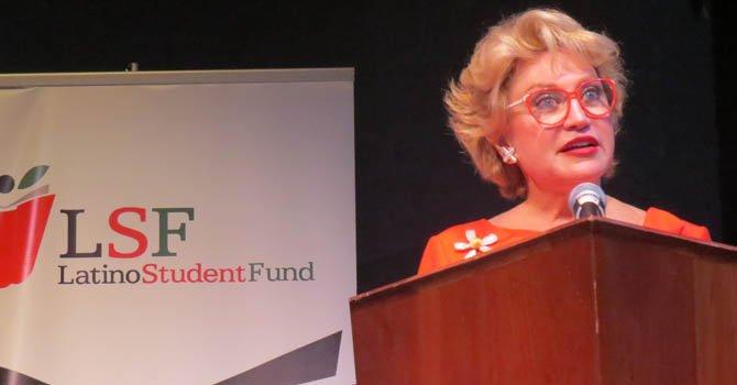 Latino Student Fund cumple sueños de los estudiantes hispanos