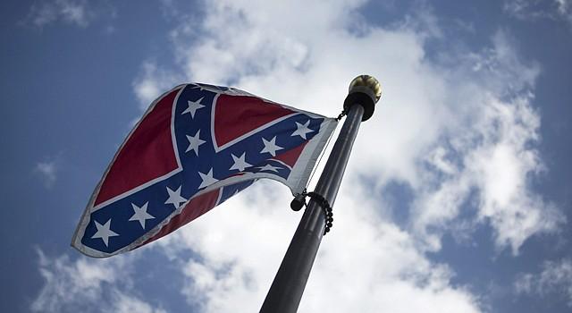 La bandera de la discordia.