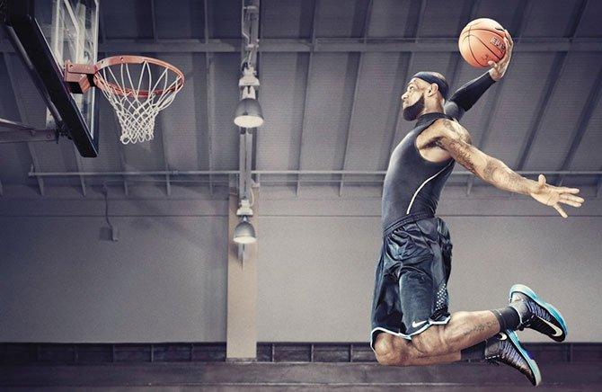Nike manda en la NBA