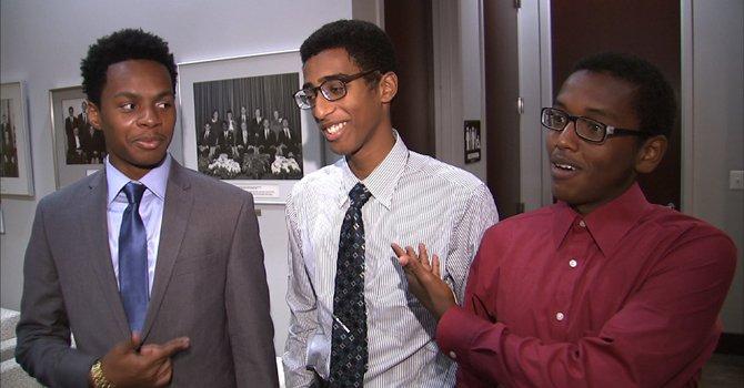 Estudiantes proponen una ley en Montgomery