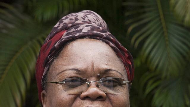 Dorotea Wilson, coordinadora de la Red Mujeres Afroamericanas, Afrocaribeñas y de la Diáspora