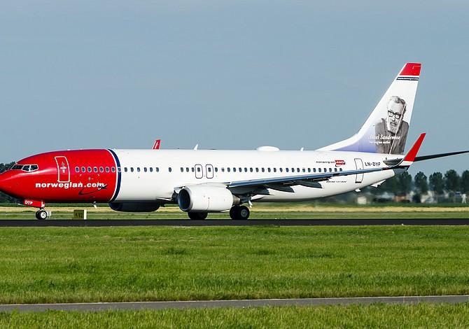 Norwegian lanza nuevos vuelos directos entre Boston y el Caribe