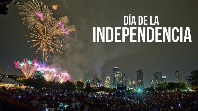 Houston y sus alrededores celebran el 4 de julio con diversas actividades
