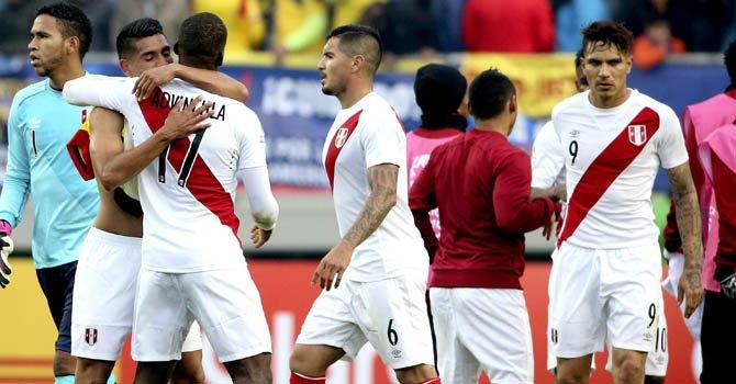 Perú y Paraguay buscan consuelo