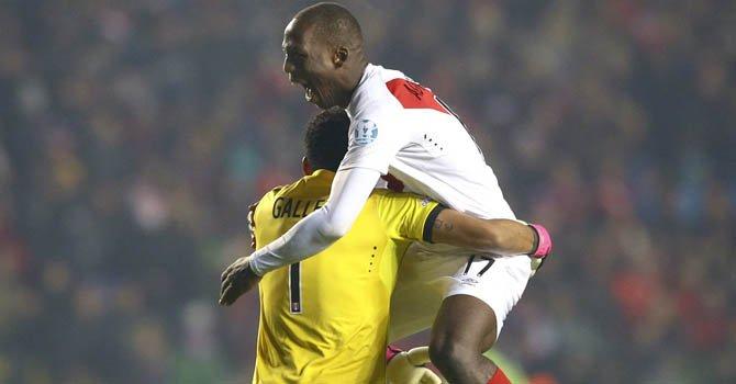 2-0. Perú derrota a Paraguay y repite el tercer lugar en la Copa América