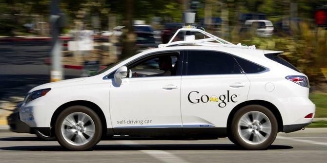 Google empezó a probar en la ciudad de Austin un prototipo de auto conducción