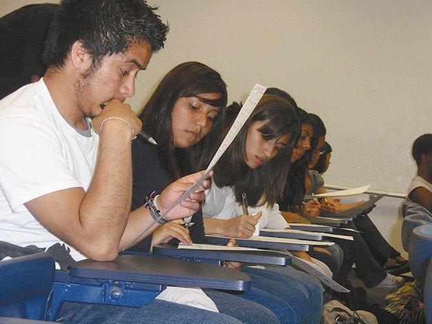 Becas para estudiantes hispanos
