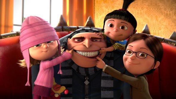 Acompañados por los personajes de la cinta que los dio a conocer, Despicable Me, los Minions tienen su hogar en  Minion Mayhem dentro del parque.