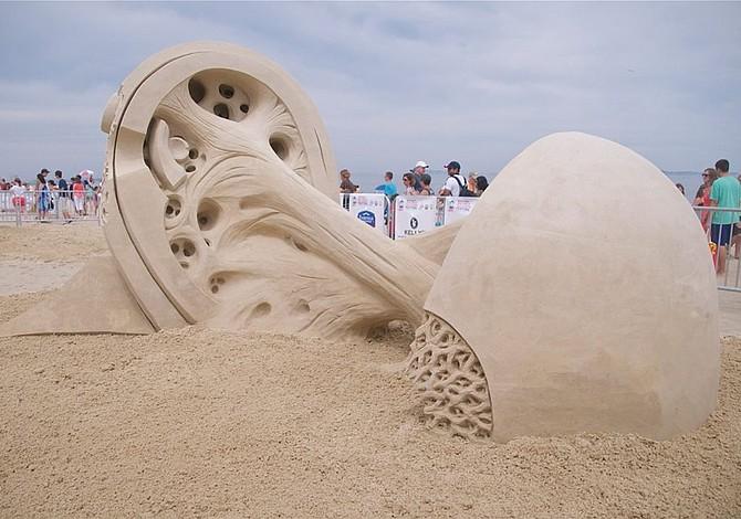 24-26 DE JULIO: Festival de esculturas de arena en Revere Beach