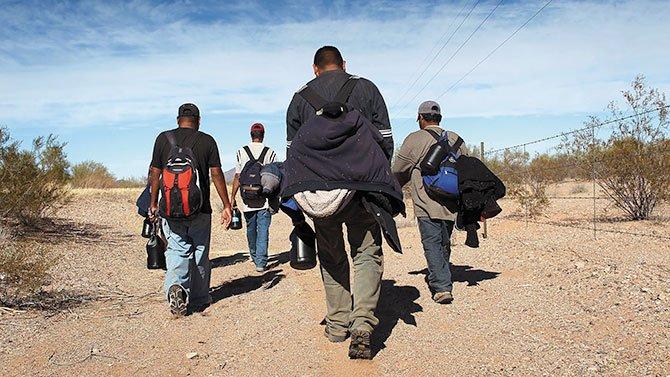 Miles son acusados de 'coyotes'