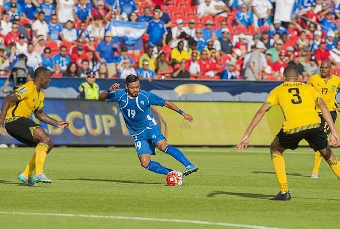Esto fue lo mejor y lo peor en la derrota de El Salvador ante Jamaica