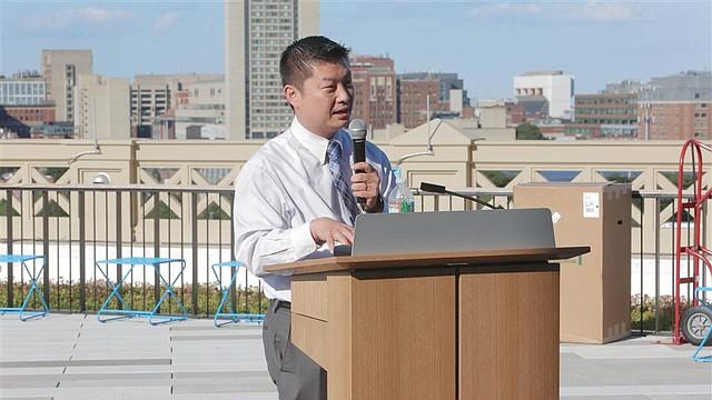Superintendente de Escuelas Públicas de Boston, Dr. Tommy Chang