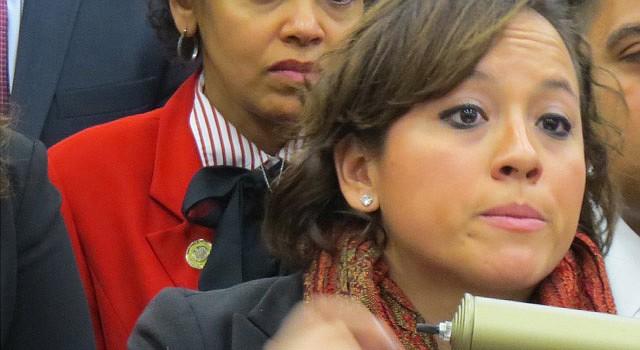 Maricé Morales, delegada estatal de Maryland, es la única peruana en la Legislatura de ese estado.