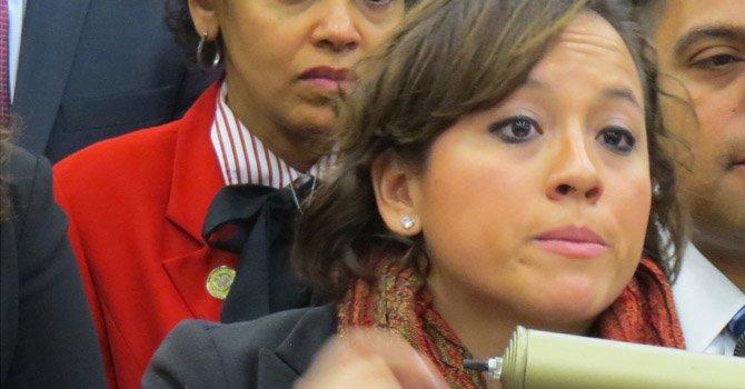 Delegada estatal de Maryland reconoce a colegas en el liderazgo femenino