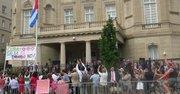 La mansión ubicada en la cuadra 23 de la calle 16 en el noroeste de DC, reabrió sus puertas como embajada de Cuba, tras que en 1961 las cerró.