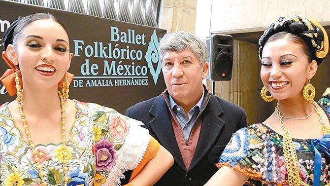 Ballet de Amalia  Hernández visita Austin