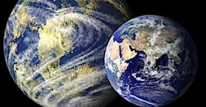 Hallan planeta similar a la Tierra que podría albergar vida