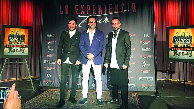 Marco Antonio Solís y el dúo Camila  se lucirán en concierto en Washington
