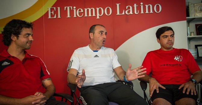 El entrenador de porteros que eligió Maradona