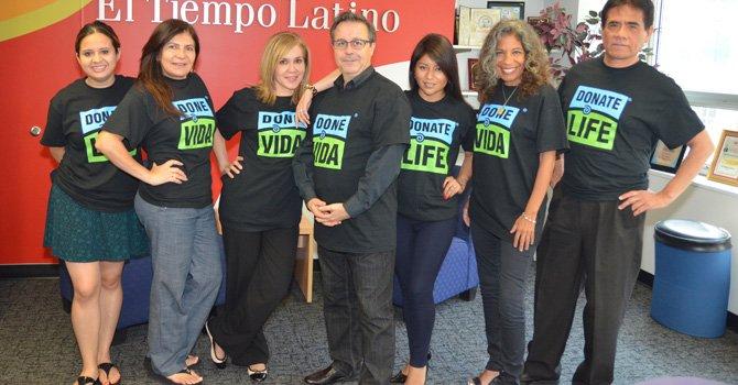 El Tiempo Latino con Done Vida
