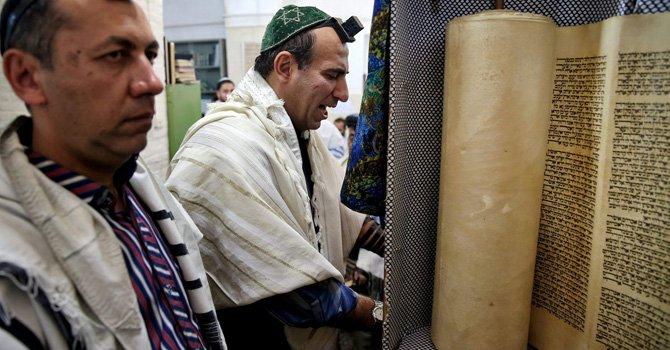¡Cómo cansa ser judío!