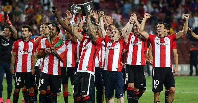 El Athletic gana la Supercopa
