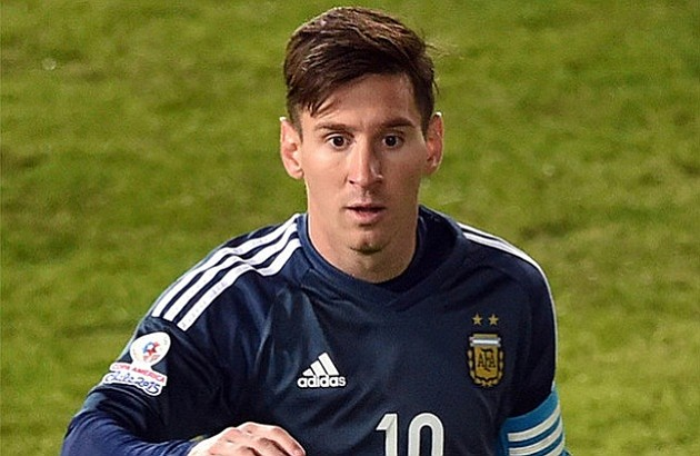 Messi lidera convocados de Argentina para amistosos con Bolivia y México