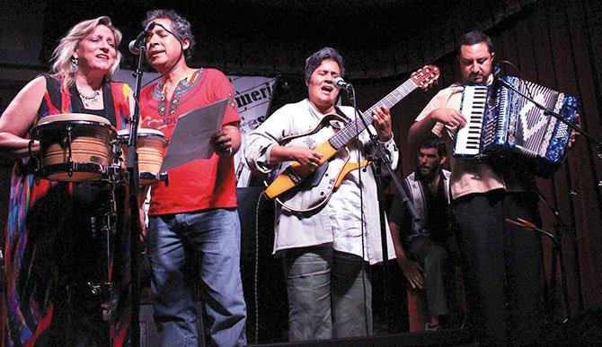 Sonidos de Centroamérica