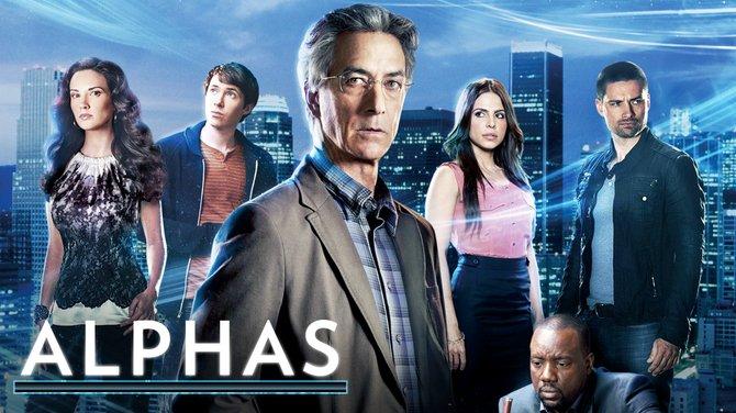 Anuncian el estreno de Alphas