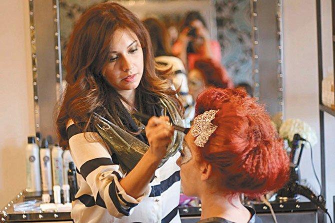 Taller de maquillaje profesional