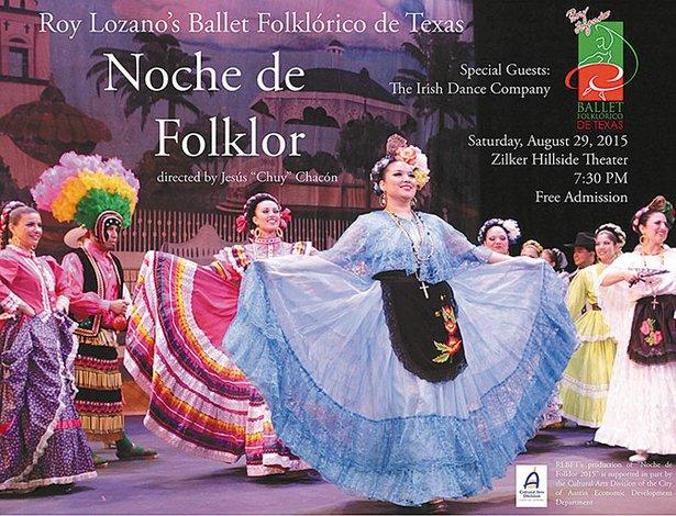 Noche de folklor