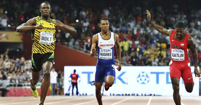 Usain Bolt sigue siendo el rey