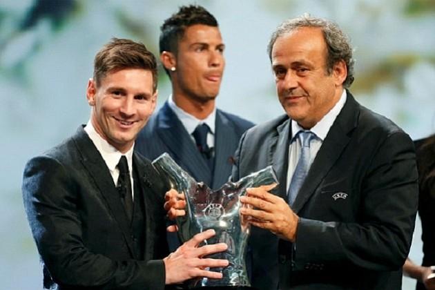 MORIRÁS DE LA RISA: Mira los mejores memes de Cristiano Ronaldo luego de los premios UEFA