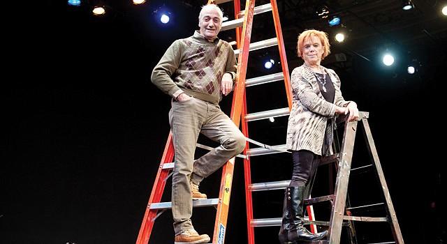 PASIÓN. Rebecca y Hugo Medrano llevan 40 años al frente de GALA, el proyecto cultural hispano más importante de Washington, DC.