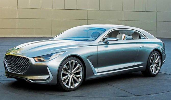 El Hyundai Vision G