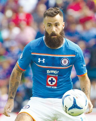 Marc Crosas Cruz Azul