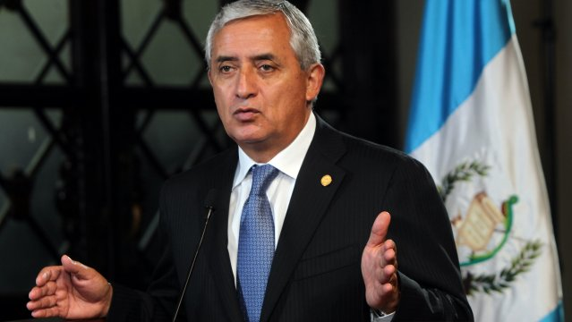 Otto Perez Molina