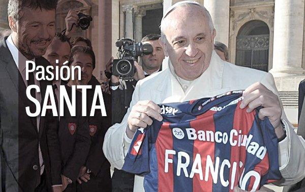 Estos son algunos deportistas que han visitado al papa Francisco