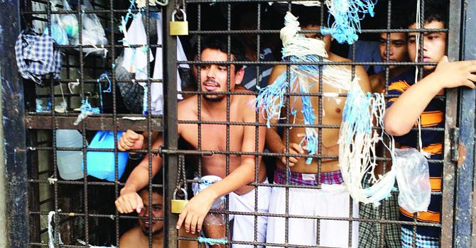 Cómo un hombre inocente terminó muerto en el sistema de justicia de El Salvador