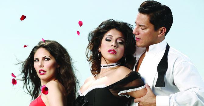 Una telenovela latina se estrena en inglés