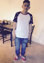 El joven salvadoreño Danny Centeno Miranda  fue asesinado a tiros cuando caminaba hacia la parada del bus escolar en el condado de Loudoun.