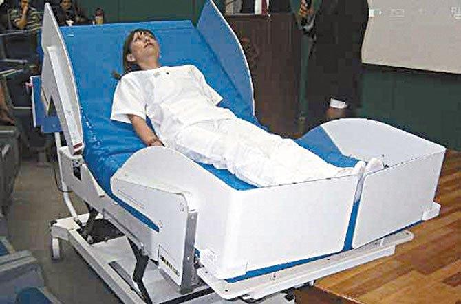 'Camabots' para pacientes con problemas de movilidad